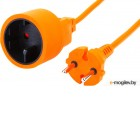Удлинитель Power Cube PC-E1-B-10 оранжевый