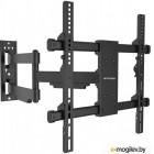 Кронштейн для телевизора Arm Media PARAMOUNT-40 черный 26-65 макс.50кг настенный поворот и наклон