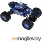 Радиоуправляемые игрушки Пламенный мотор Краулер-Амфибия ПМ-004 4WD Blue 870231