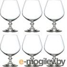 Набор бокалов для бренди Bohemia Angela 40600/400 6шт