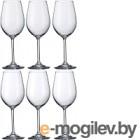 Набор бокалов для вина Bohemia Maxima 40445/350 6шт