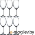 Набор бокалов для вина Bohemia Lara 40415/250 (6шт)