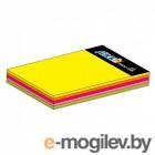 Куб Hopax 21256 неоновый 76*51мм 125 л 5цветов