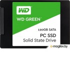 SSD жесткий диск SATA2.5 120GB TLC GREEN WDS120G2G0A WDC