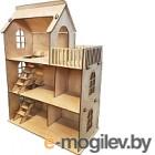 Сборная модель POLLY Eco дом ДК-1-004
