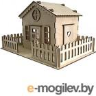Сборная модель POLLY Бабушкин дом ДК-5