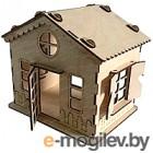 Сборная модель POLLY Летний домик ДК-6