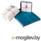 Резинки упаковочные Alco 2768/1 Х-образные 150х11мм 100г ассорти картонная упаковка