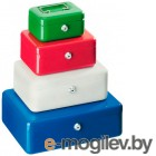 Ящик для купюр и печатей Alco 845-29 200х170х95см серый сталь