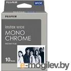Фотопленка Fujifilm Instax Wide Monochrome (10шт)