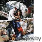 Набор алмазной вышивки Picasso В объятьях под дождем (PD4050098)