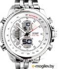 Часы наручные мужские Skmei 0993-2 белый