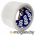 Клейкая лента упаковочная UNIBOB 600 72мм*66м, 45 мкр прозрачная