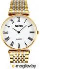 Часы наручные мужские Skmei 9105-1 золотистый/белый