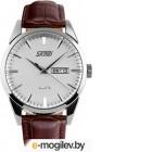 Часы наручные мужские Skmei 9073-3 белый/серебристый
