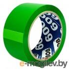 Клейкая лента цветная UNIBOB 600 48мм*66м зеленая