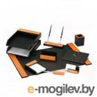 Good Sunrise H8G-1A/C  деревянный/МДФ  9 предметов медовый/черный