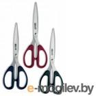 Ножницы метал. c пластиковыми ручками 21cм.,KW-trio.