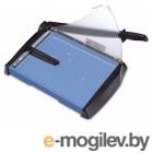 Резак сабельный KW-trio 13500 мощность 20 листов формат А4 метал база защитный экран