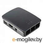 Кейс Raspberry Pi 3 Model B Official Case BULK, Black/Grey, для Raspberry Pi 3 Model B (909-8138)