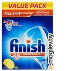 Таблетки для посудомоечных машин Finish All in 1 Лимон 52 шт.