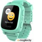 Часы-телефон Elari KidPhone 2 (KP-2) зеленый