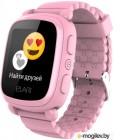 Часы-телефон Elari KidPhone 2 (KP-2) розовый
