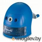 Механическа точилка Робот пластиковый корпус,синяя,KW-trio.