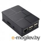 Корпус Seagate RA186 Корпус ACD Black ABS Plastic Case Brick style w/ Camera cable hole for Raspberry Pi 3
