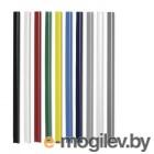 SPINE BARS, 100шт/уп красный, max 30 листов, 13 мм, пластик  DURABLE, Германия