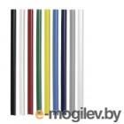 Скрепкошина SPINE BARS, 100шт/уп синий, max 60 листов, 13мм, пластик   DURABLE, Германия