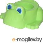 Детский горшок Полесье Лягушонок 3668 (зеленый)