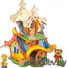 Сборная игрушка Woody Терем-Теремок 00150