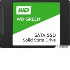 Western Digital 2.5 240GB WD Green Client SSD  WDS240G2G0A  SATA 6Gb/s, Retail