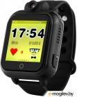 Умные часы детские Wonlex GW100 (черный)