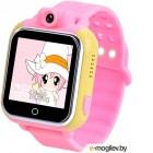 Умные часы детские Wonlex GW100 (розовый)