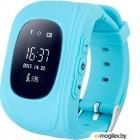 Умные часы детские Wonlex Q50 (голубой)