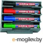 Держатель для маркеров  Edding e-BMA 3 на магните, серый