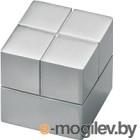 Кнопки магнитные Sigel GL 196 Куб супер-сильные, серебристый