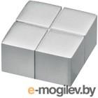 Кнопки магнитные Sigel Куб GL 195 серебристый