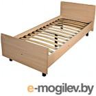 Односпальная кровать Барро КР-017.11.01-11 80x200