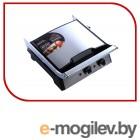 Электрогриль Endever Grillmaster 230 серебристый/черный