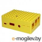 RA185   Корпус ACD Yellow ABS Plastic Building Block case for Raspberry Pi 3