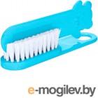 Набор для ухода за волосами детский Canpol Щетка для волос мягкая и расческа / 2/424 голубой