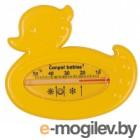 Термометр Canpol Уточка 2/781 (желтый)