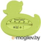 Термометр Canpol Уточка 2/781 (зеленый)