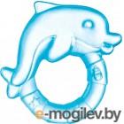 Прорезыватель для зубов Canpol Дельфин / 2/221 голубой