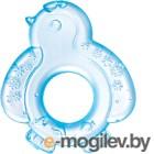 Прорезыватель для зубов Canpol Пингвиненок / 74/017 синий