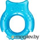 Прорезыватель для зубов Canpol Сова / 74/016 голубой