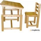 Комплект детской мебели Фея Растем вместе орех